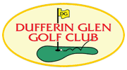 Dufferin Glen Golf Club Logo
